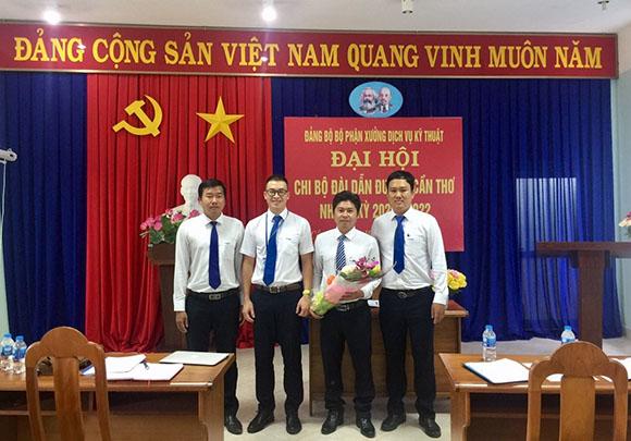 DH chi bo Dai Can Tho