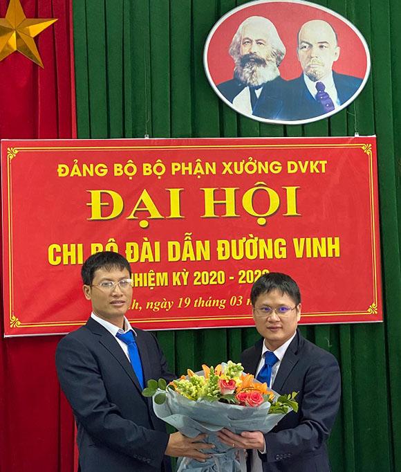 DH chi bo Dai Vinh1